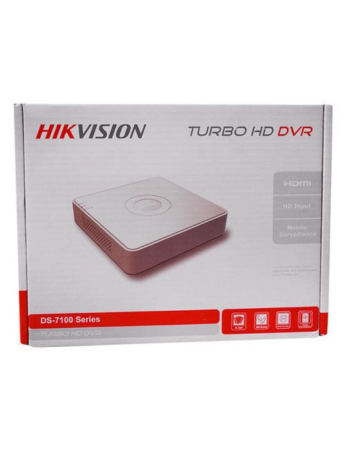 HIKVISION DVR MINI 16CH (7A16HGHIF1/N) (ECO)