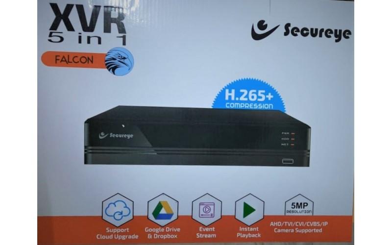 SECUREYE DVR 4CH 5MP FALCON (SXVR4)