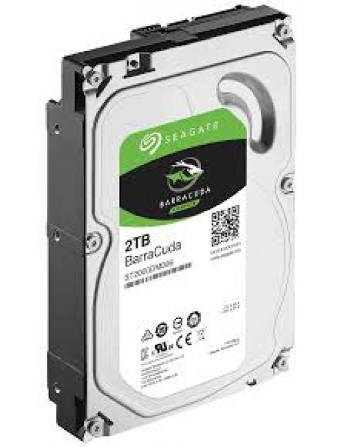 SEAGATE INTERNAL HARD DISK 2TB (BARRACUDA)