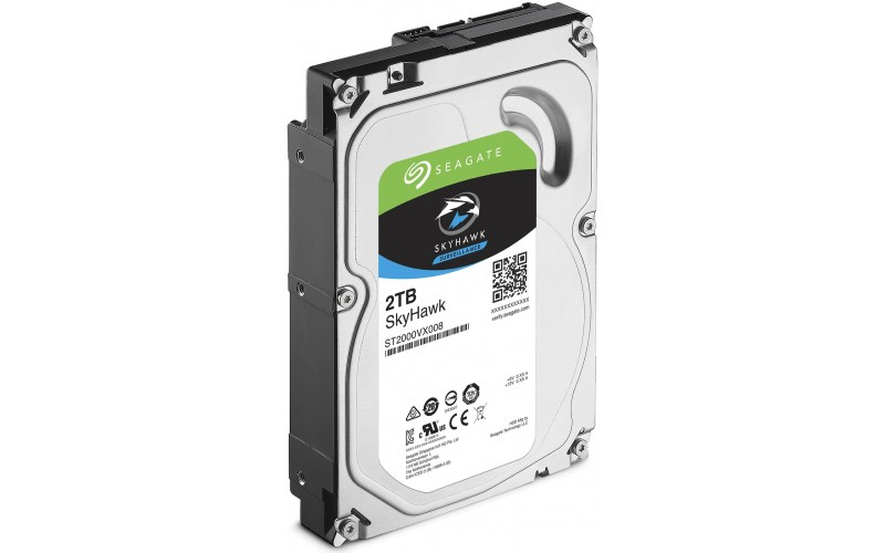 SEAGATE INTERNAL HARD DISK 2TB SKYHAWK