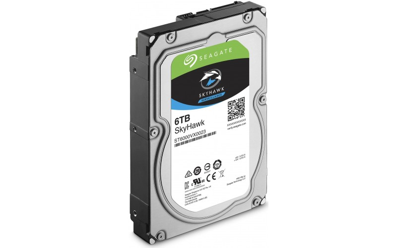 SEAGATE INTERNAL HARD DISK 6TB SKYHAWK