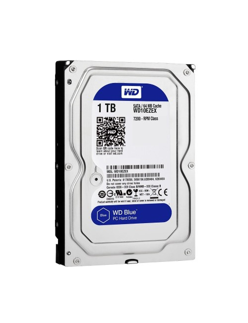 WD INTERNAL HARD DISK 1TB (BLUE)