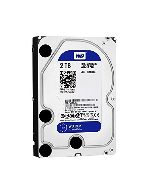 WD INTERNAL HARD DISK 2TB (BLUE)