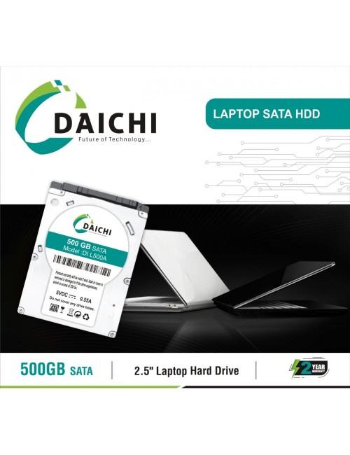 DAICHI PULLOUT INTERNAL HARD DISK 500GB (2 YEAR) LAPTOP
