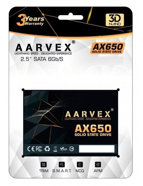 AARVEX SSD 960GB SATA (AX650)