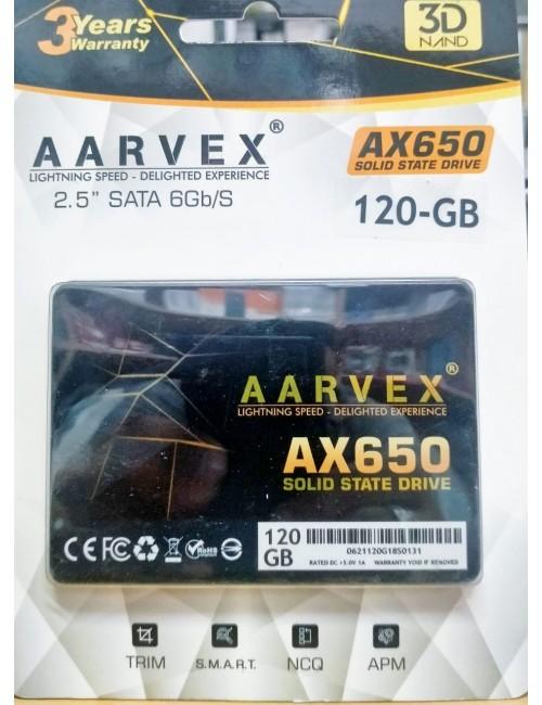 AARVEX SSD 120GB SATA (AX650)