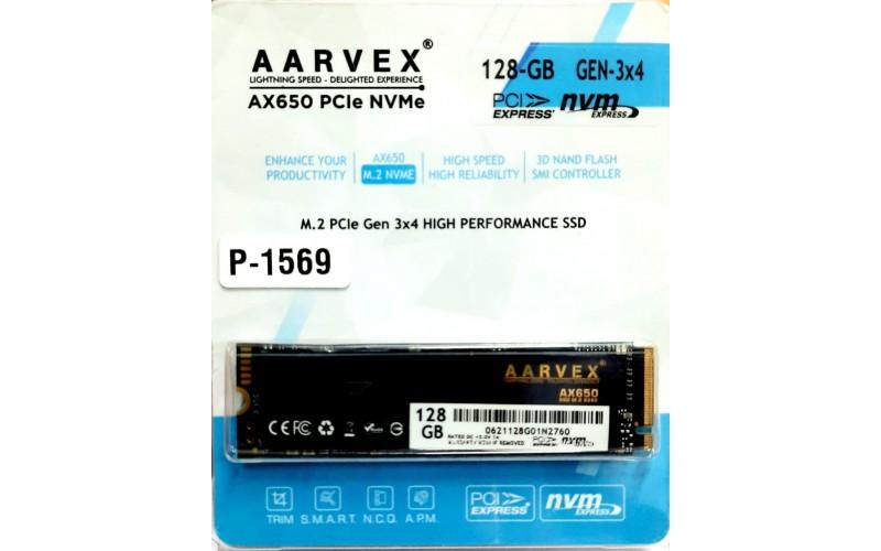 AARVEX SSD 128GB NVME (AX650)