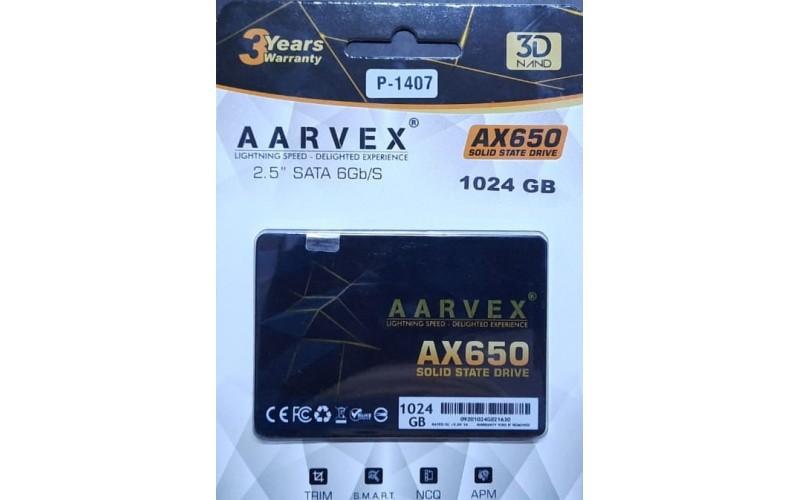 AARVEX SSD 1TB SATA (AX650)