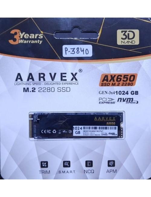 AARVEX SSD 1TB NVME (AX650)
