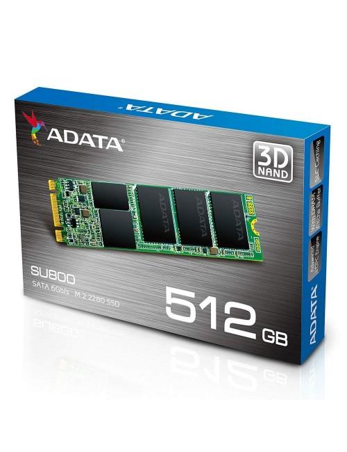 ADATA SSD 512GB M.2 (SU800)