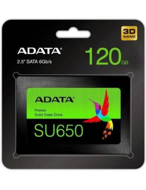 ADATA SSD 120GB SATA (SU650)