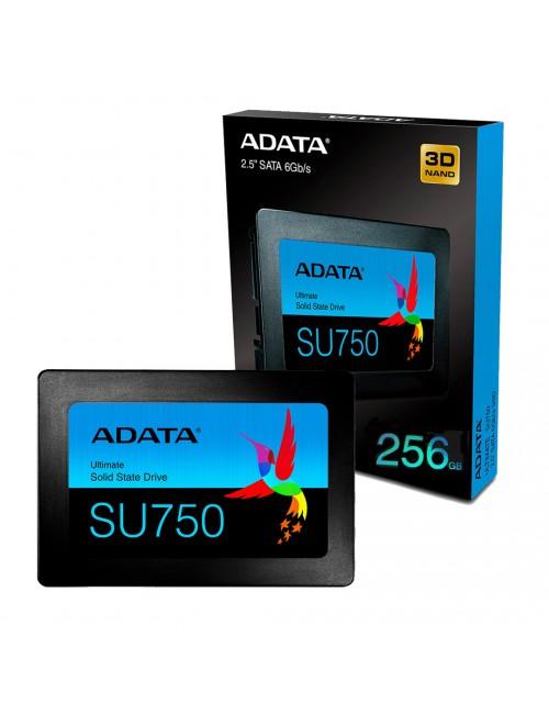 ADATA SSD 256GB SATA (SU750)