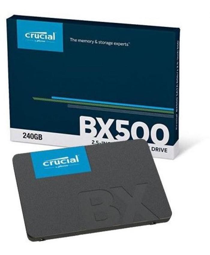 CRUCIAL SSD 240 GB (BX500)