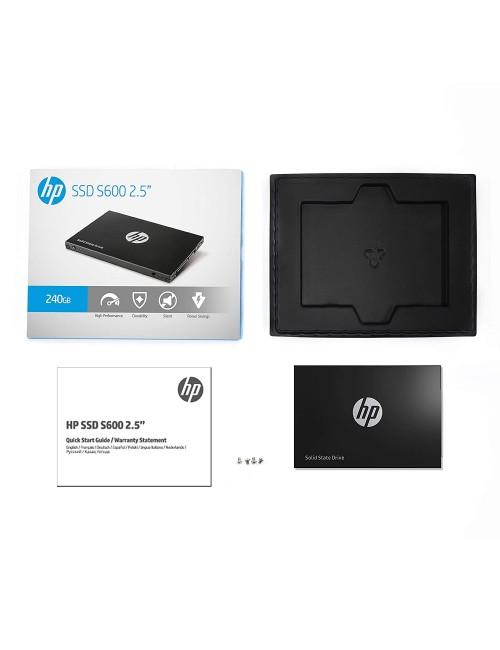 HP SSD 240GB SATA (S600)