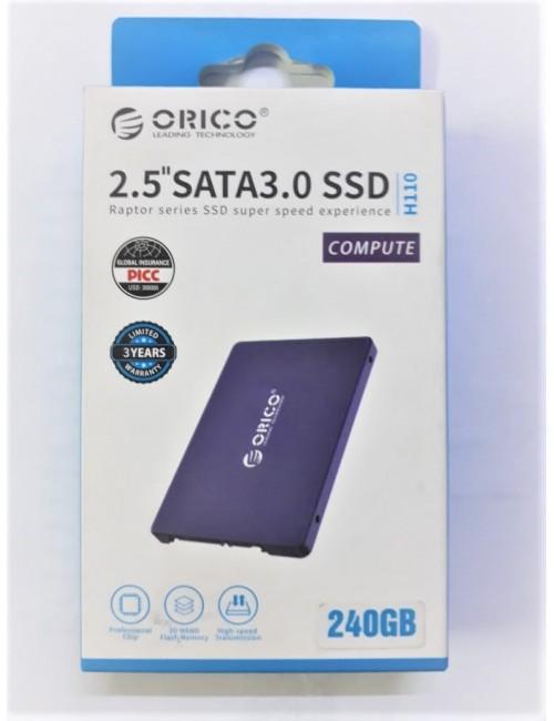 ORICO SSD 240GB SATA (H110)