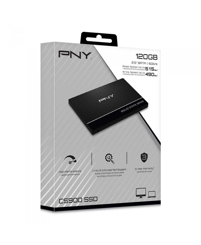 PNY SSD 120GB SATA (SS900)