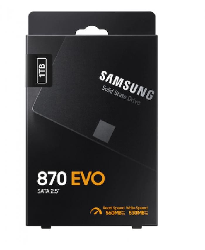 SAMSUNG SSD 1TB SATA (870 EVO)
