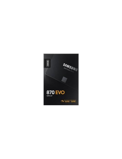 SAMSUNG SSD 500GB SATA (870 EVO)