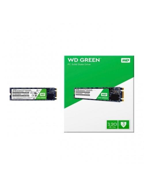 WD SSD 120GB M.2 (GREEN)