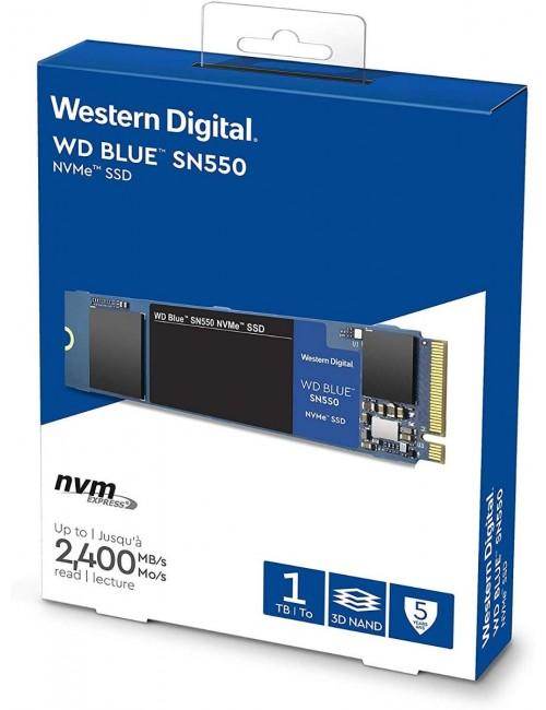 WD SSD 1TB NVME BLUE (SN550)