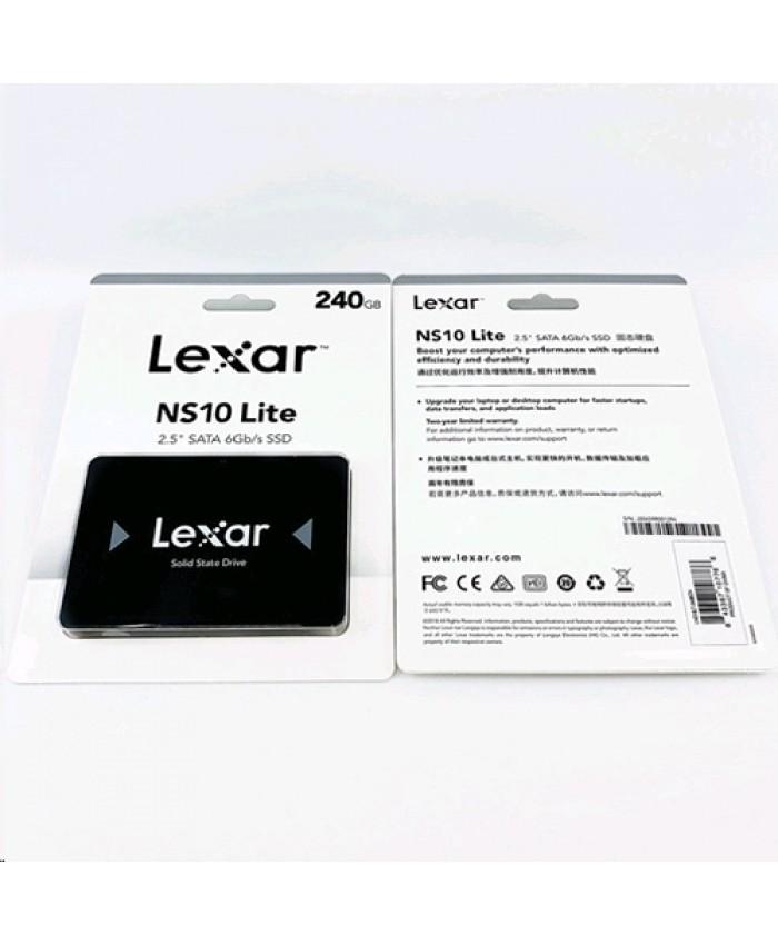LEXAR SSD 240 GB (NS10 LITE)