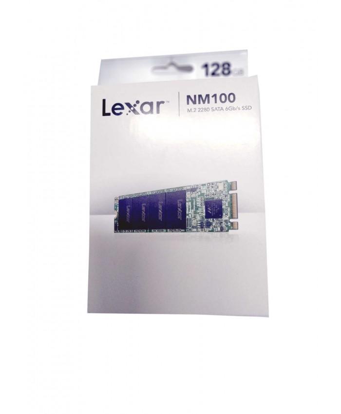 LEXAR SSD 128 GB M.2 (NM100)