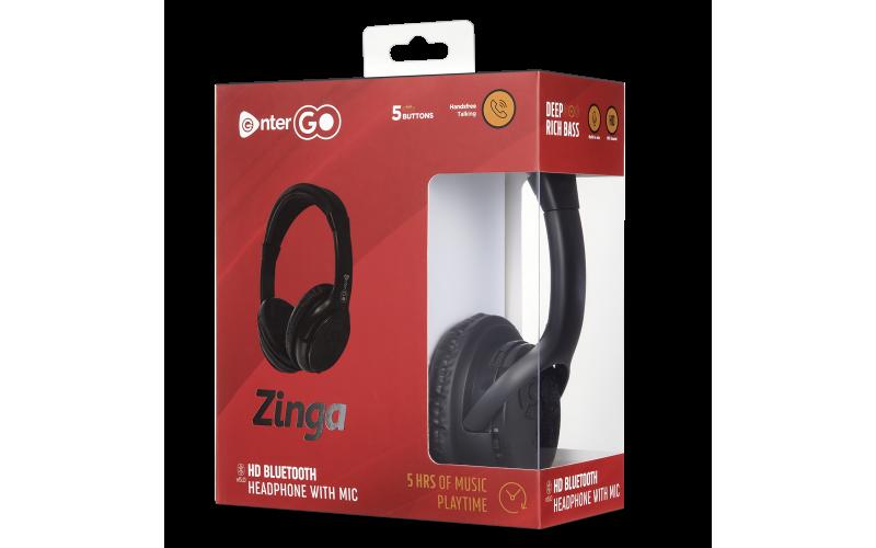 Enter Bluetooth Headphone Zinga