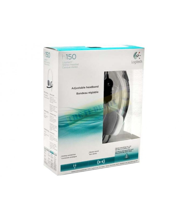 LOGITECH HEADPHONE H150