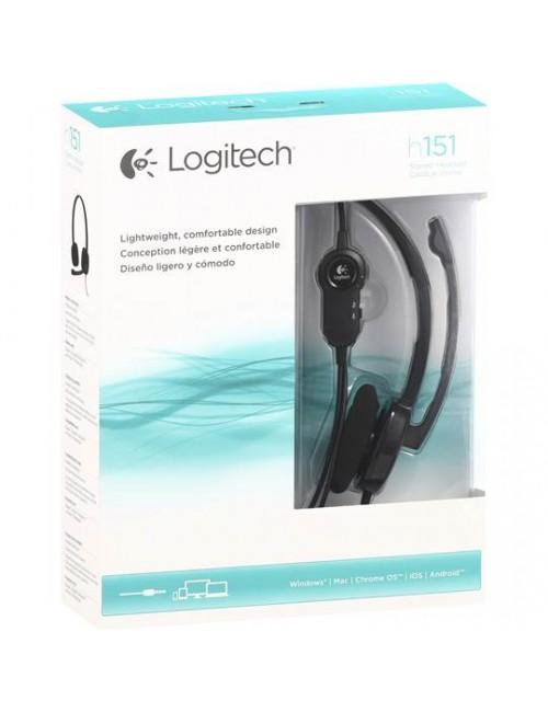 LOGITECH HEADPHONE H-151