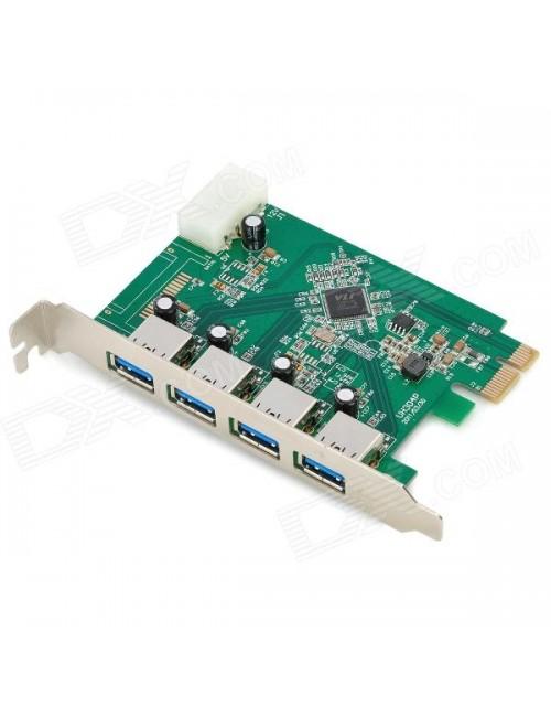 ENTER PCI-E USB 3.0 4 PORT CARD (E-EUSB4)