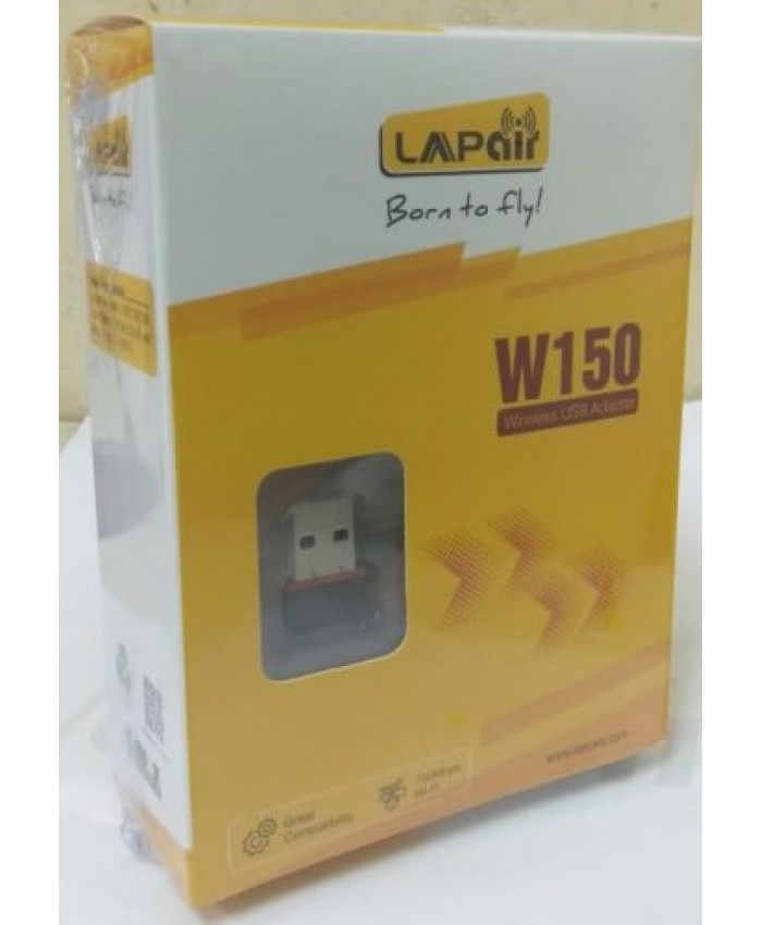 LAPAIR USB WIFI ADAPTER 150 MBPS