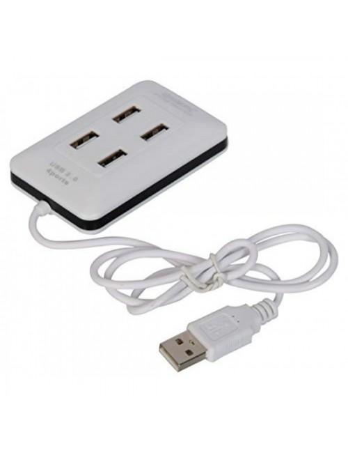 QUANTUM USB HUB 4 PORT 2.0 QHM6633 (1 YEAR)