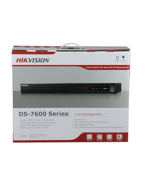 HIKVISION IP NVR 16 CH (7P16NI E2)