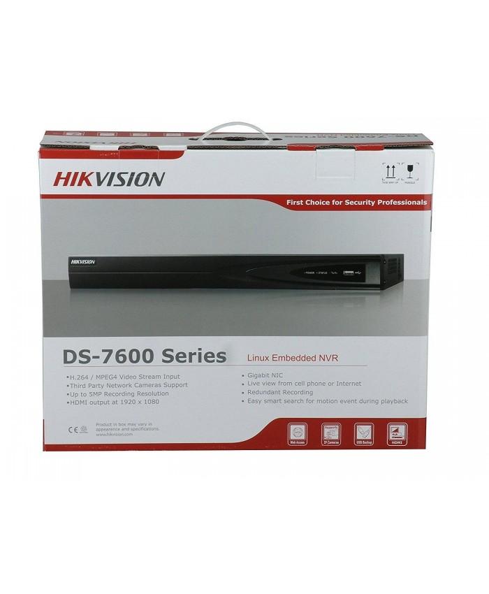 HIKVISION IP NVR 16 CH (7P16NI-Q2)