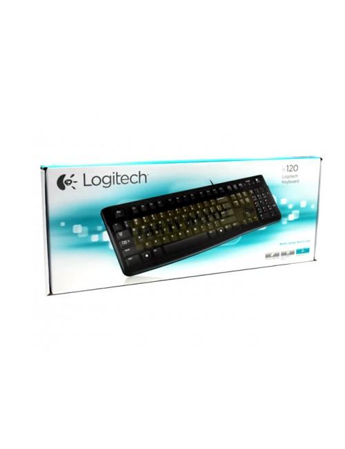 LOGITECH KEYBOARD USB K120