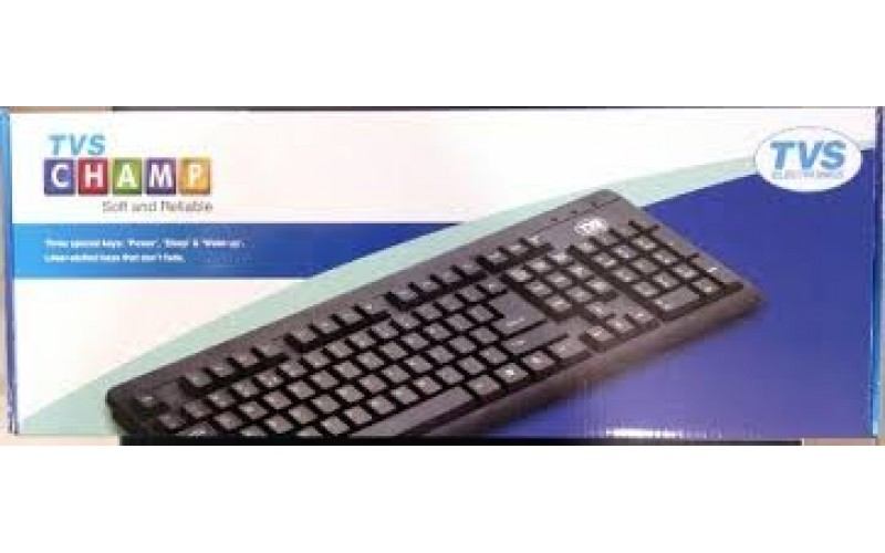 Tvs champ ps2 keyboard publicscrutiny Images