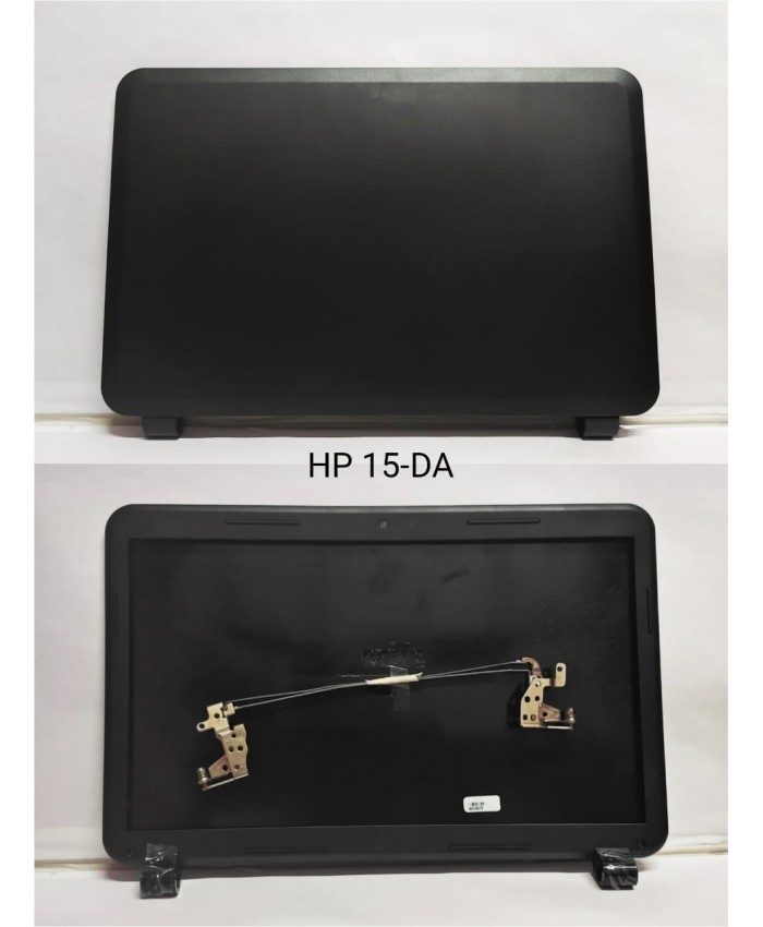 LAPTOP TOP PANEL FOR HP 15DA (WITH HINGE)