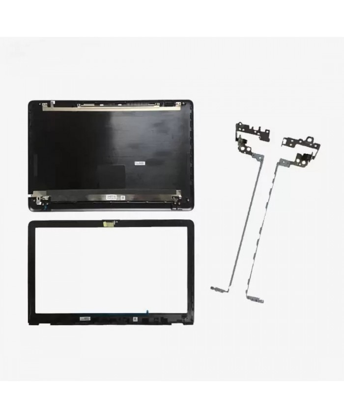 LAPTOP TOP PANEL FOR HP 15BS (WITH HINGE) BLK
