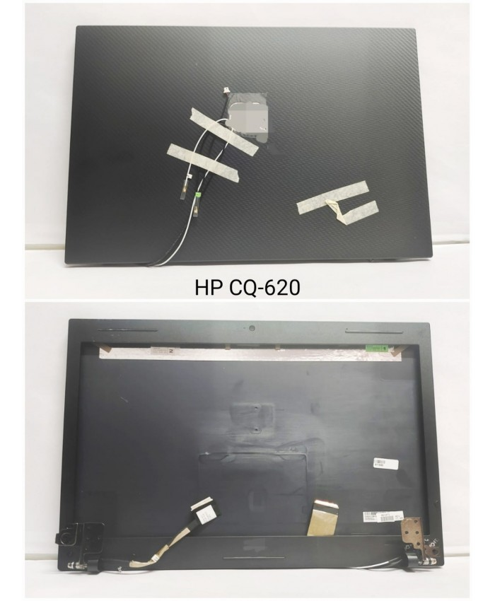 LAPTOP TOP PANEL FOR HP CQ620 (WITH HINGE)