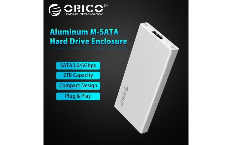 ORICO SSD CASING FOR MSATA TO USB 3.0 (MSA U3)