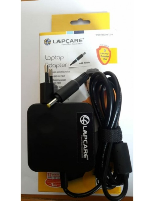 LAPCARE LAPTOP ADAPTOR FOR LENOVO 45W 20V / 2.25A (6261)