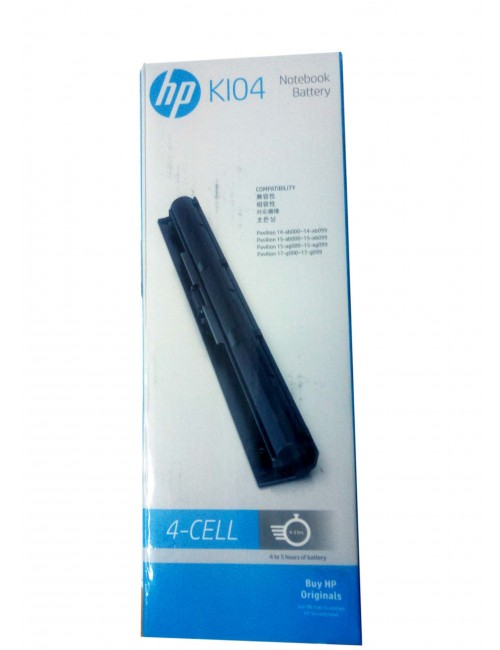 HP LAPTOP BATTERY BOX KI04, HSTNN-LB6S, DB6T