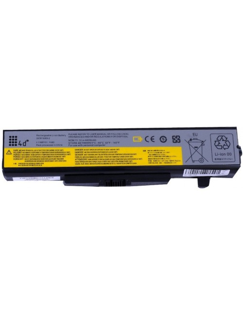 LAPTOP BATTERY FOR G580, Y480, Z480, B580 COMPATIBLE