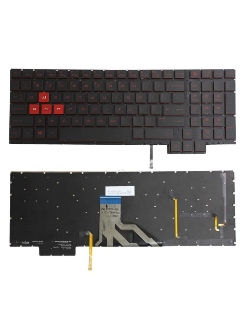 LAPTOP KEYBOARD FOR HP OMEN 15-CE (WITH BACKLIGHT)