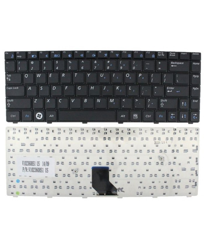 LAPTOP KEYBOARD FOR SAMSUNG NP R520