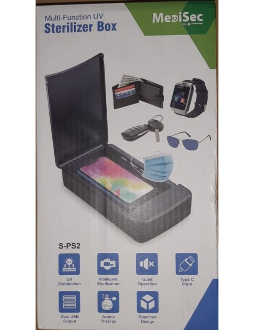 UV STERILIZER BOX MEDISEC (S PS2)