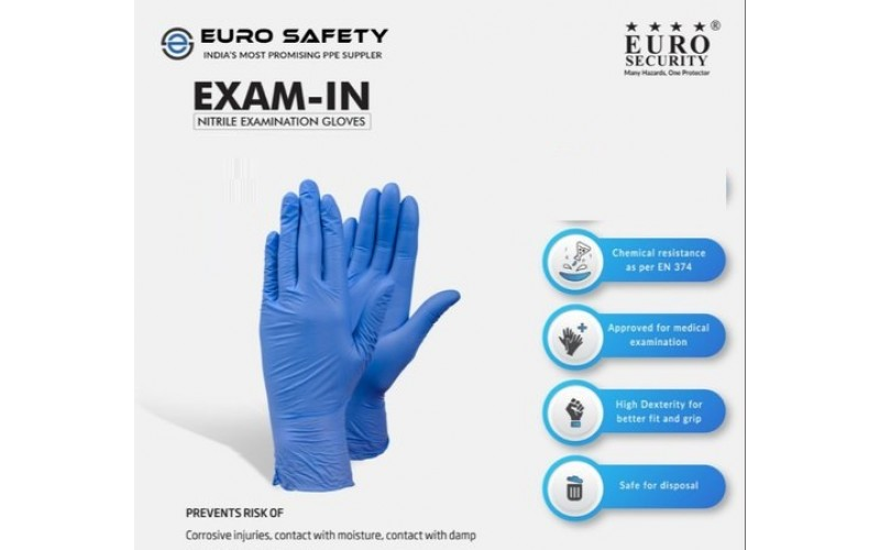 EURO SAFETY SURGICAL GLOVES