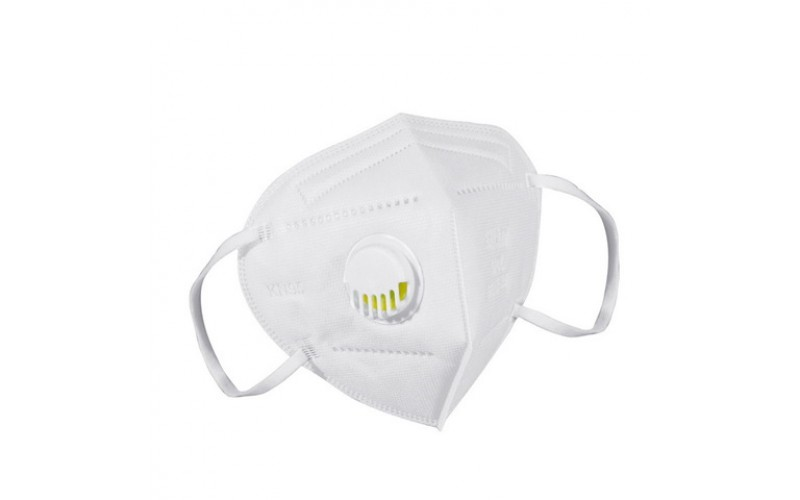 KN95 FACE MASKS WITH RESPIRATOR (PACK OF 15) NON MEDICAL