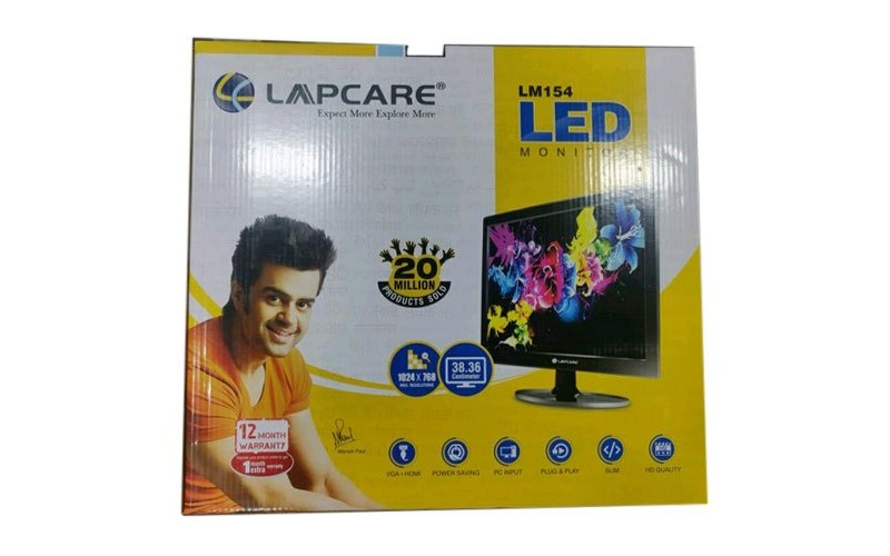 "LAPCARE LED 15.1"" (VGA HDMI)"