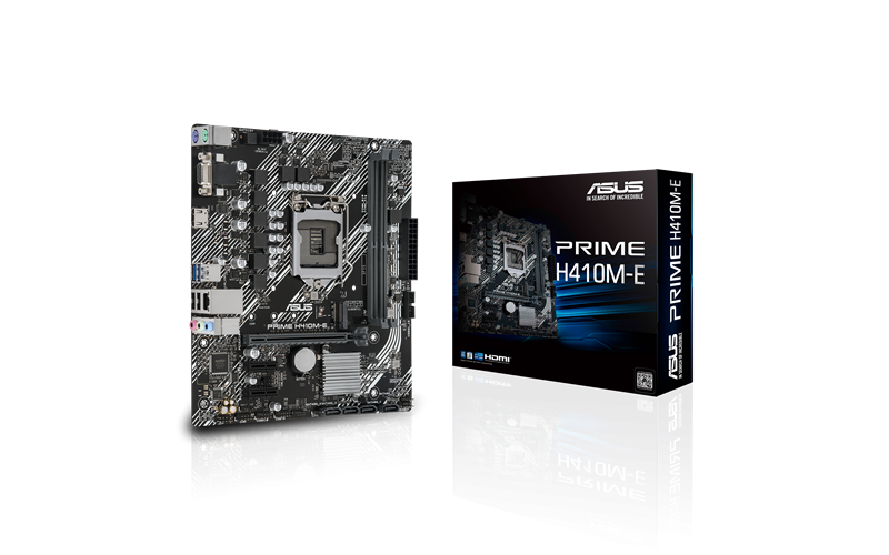 ASUS MOTHERBOARD 410 (H410M E)